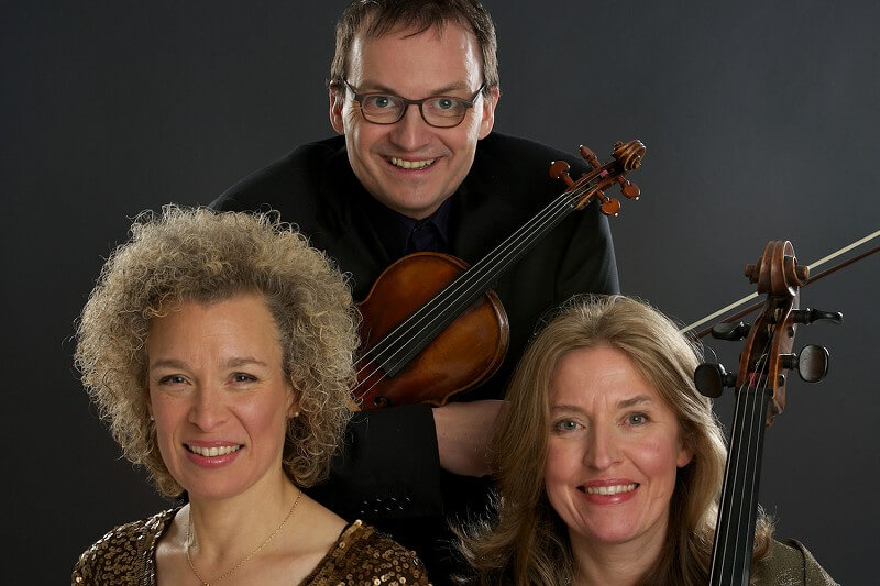 The Angell Piano Trio