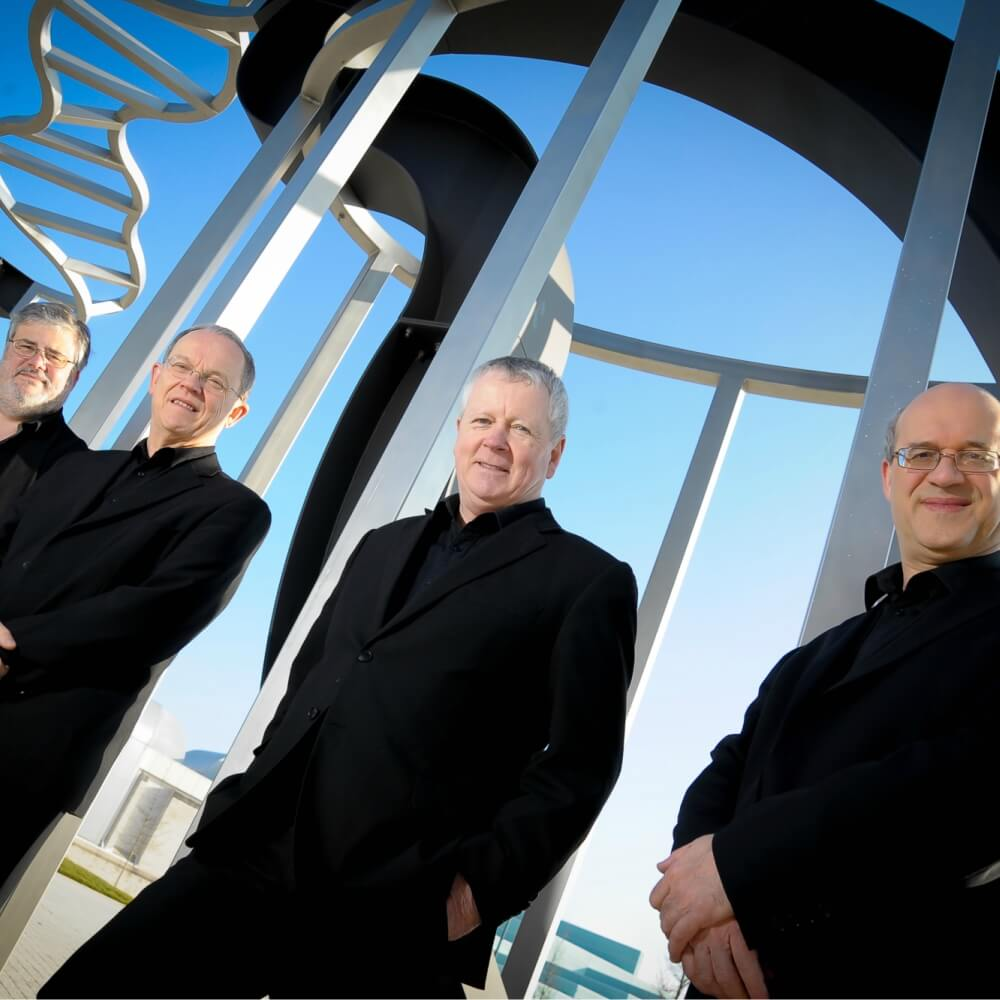The Coull Quartet - Friday 20 October 2017
