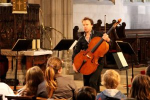Matthew Sharp - Glossop Music Festival